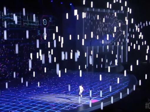 Intel CES – Keynote Pre-show