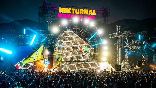 BlackGummy – Nocturnal Wonderland